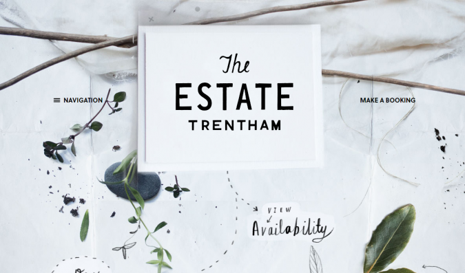 the-estate-trentham-travel-website-675x397 Best 60 Travel Website Services to Follow in 2019