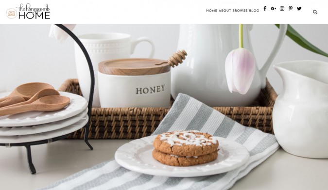 the-honeycomb-home-website-screenshot-675x392 Best 50 Home Decor Websites to Follow in 2019