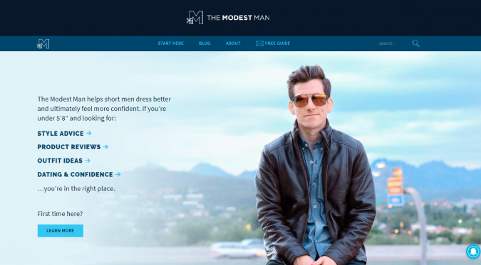 the-modest-man-style-website-675x373 Top 60 Trendy Men Fashion Websites to Follow in 2020
