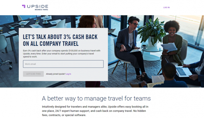 upside-travel-website-675x392 Best 60 Travel Website Services to Follow in 2020