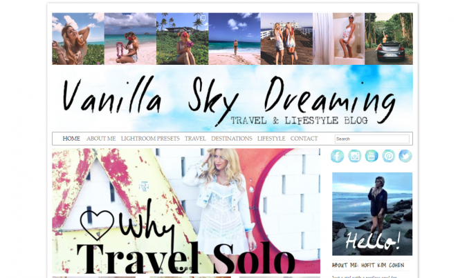 vanilla-sky-dreaming-travel-website-675x403 Best 60 Travel Website Services to Follow in 2019
