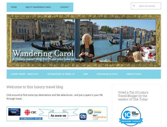 wandering-carol-travel-website-675x515 Best 60 Travel Website Services to Follow in 2020