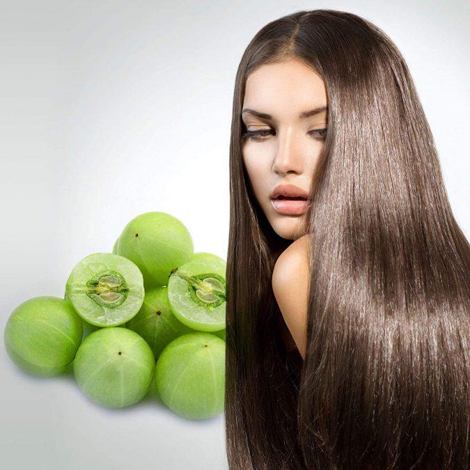 Amla-powder-for-hair-675x675 15 Natural Hair Beauty Tips for All Hair Types