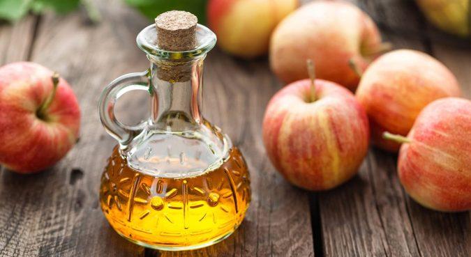 Apple-cider-vinegar-675x369 15 Natural Hair Beauty Tips for All Hair Types