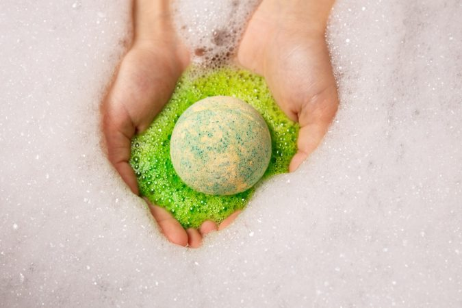 CBD-bath-bombs-675x450 Top 15 Unusual Products of CBD That Worth Trying