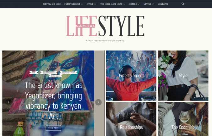Capital-Lifestyle-website-screenshot-675x434 Best 50 Lifestyle Blogs and Websites to Follow in 2019