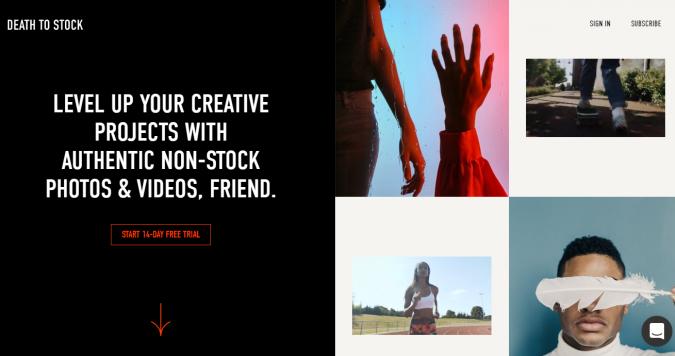 Death-to-Stock-stock-image-website-screenshot-675x356 Best 50 Free Stock Photos Websites in 2020