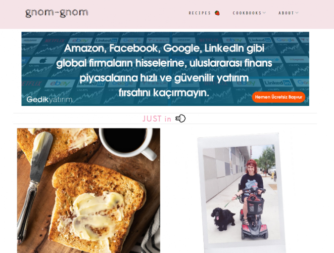 Gnom-Gnom-blog-screenshot-675x512 Best 40 Keto Diet Blogs and Websites in 2019