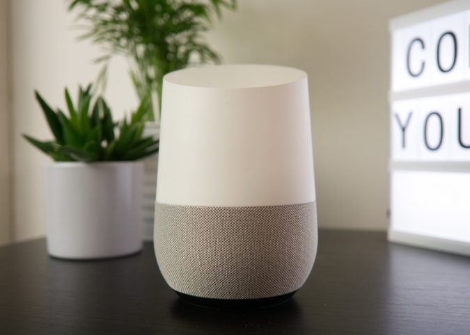 Google-Home-675x482 The 5 Top Must-Have Home Appliances of 2020