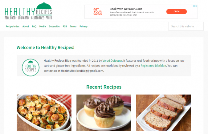 Health-Recipes-blog-screenshot-675x435 Best 40 Keto Diet Blogs and Websites in 2019