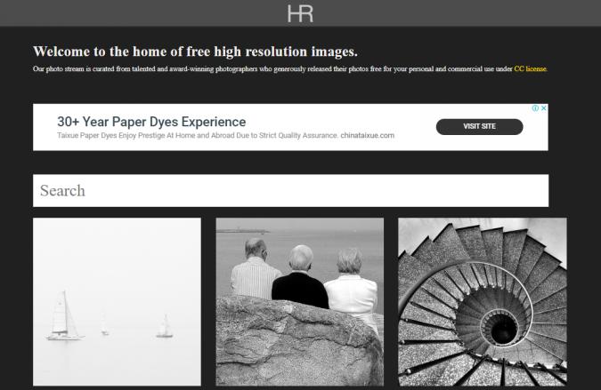 High-Resolution-website-screenshot-675x439 Best 50 Free Stock Photos Websites in 2019
