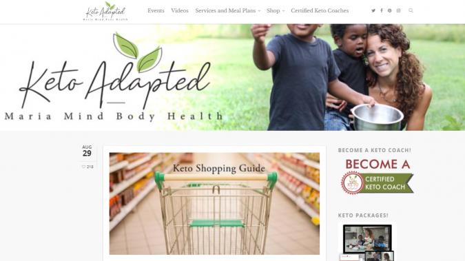 Keto-Adapted-blog-screenshot-675x379 Best 40 Keto Diet Blogs and Websites in 2020