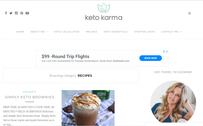 Keto-Karma-blog-screenshot-675x422 Best 40 Keto Diet Blogs and Websites in 2019