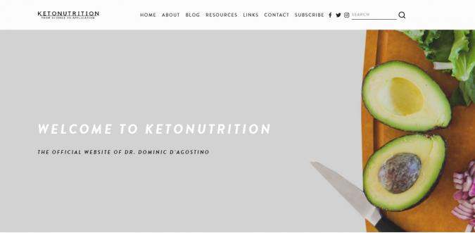 Keto-Nutrition-blog-screenshot-675x331 Best 40 Keto Diet Blogs and Websites in 2020