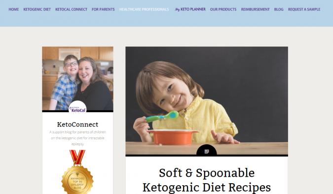 KetoCal-blog-screenshot-675x394 Best 40 Keto Diet Blogs and Websites in 2020