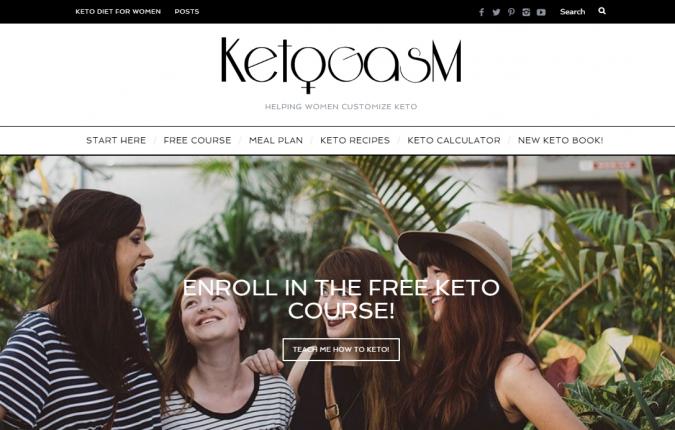 Ketogasm-blog-screenshot-675x430 Best 40 Keto Diet Blogs and Websites in 2020