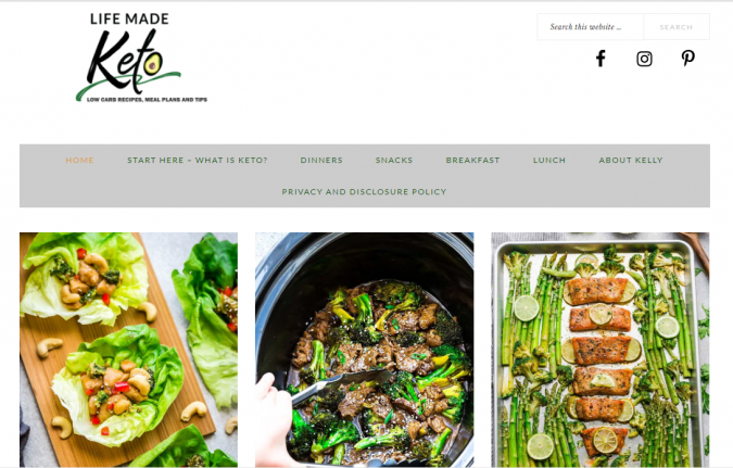 Life-Made-Keto-blog-screenshot-675x431 Best 40 Keto Diet Blogs and Websites in 2020