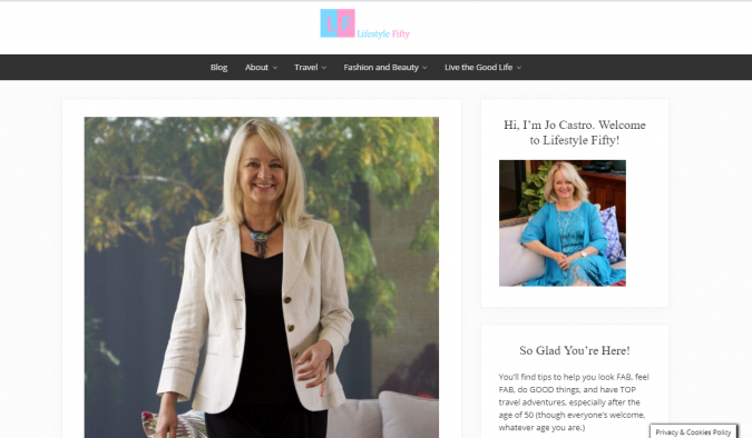 Lifestyle-Fifty-website-screenshot-675x394 Best 50 Lifestyle Blogs and Websites to Follow in 2020