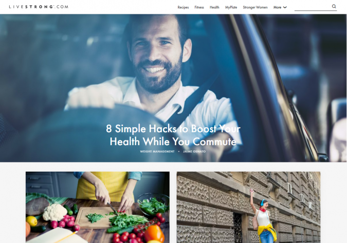 Live-Strong-website-screenshot-675x474 Best 50 Lifestyle Blogs and Websites to Follow in 2020