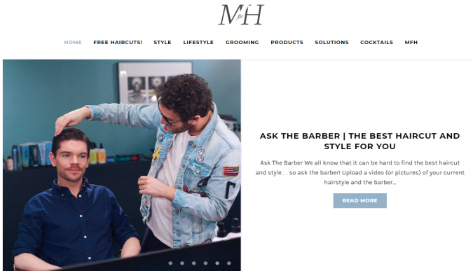 Man-for-Himself-website-screenshot-675x387 Best 50 Lifestyle Blogs and Websites to Follow in 2020