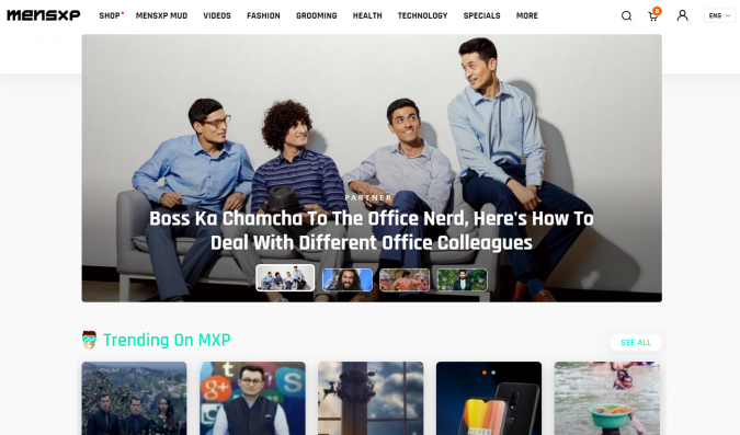 Mensxp-website-screenshot-675x397 Best 50 Lifestyle Blogs and Websites to Follow in 2020