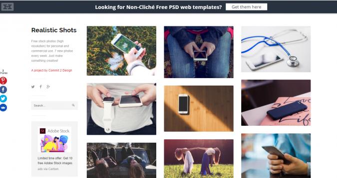 Realistic-Shots-stock-image-website-screenshot-675x358 Best 50 Free Stock Photos Websites in 2019