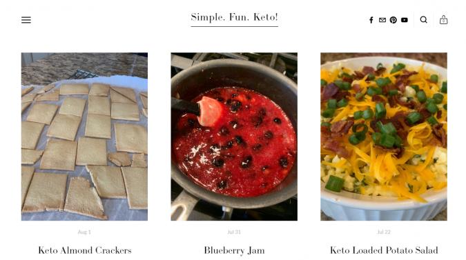 Simple.-Fun.-Keto-blog-screenshot-675x377 Best 40 Keto Diet Blogs and Websites in 2020