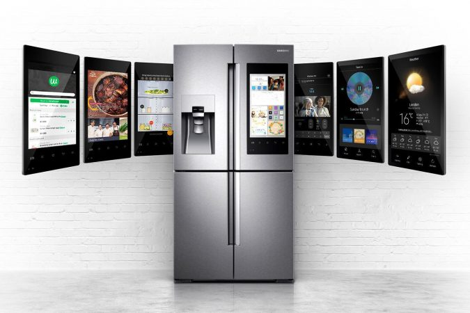 Smart-Refrigerator-675x450 The 5 Top Must-Have Home Appliances of 2019