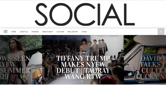 Social-magazine-website-screenshot-675x347 Best 50 Lifestyle Blogs and Websites to Follow in 2019