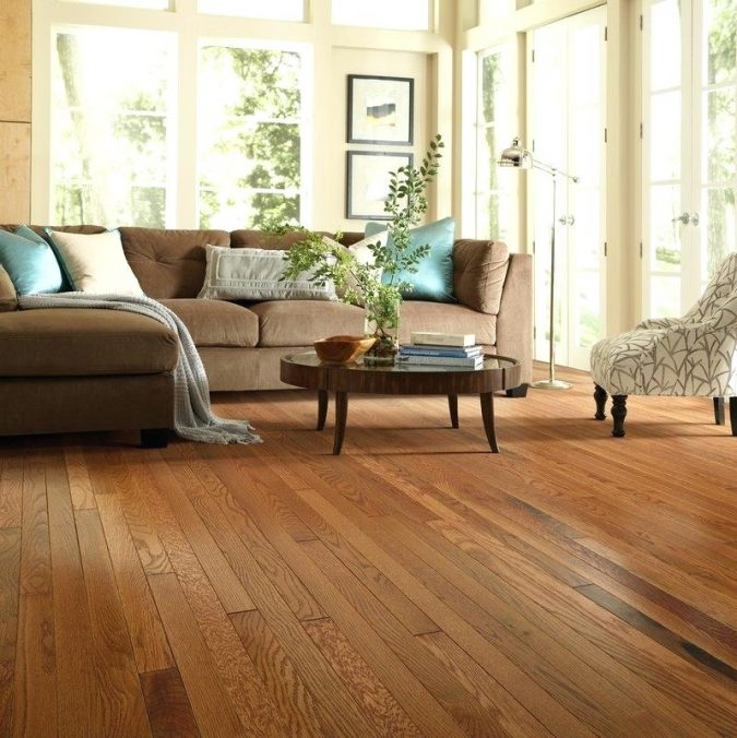 Solid-Oak-wood-Flooring-675x676 The Ultimate Guide to Flooring Options