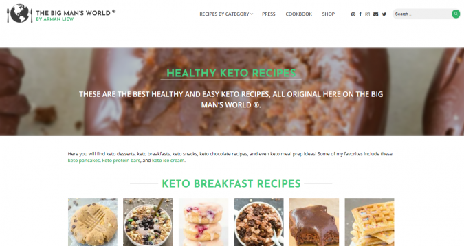 The-Big-Mans-World-blog-recipe-675x358 Best 40 Keto Diet Blogs and Websites in 2019