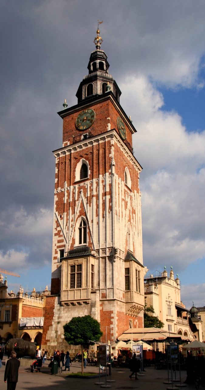 Town-Hall-Tower-krakow-675x1283 Top 12 Unforgettable Things to Do in Krakow