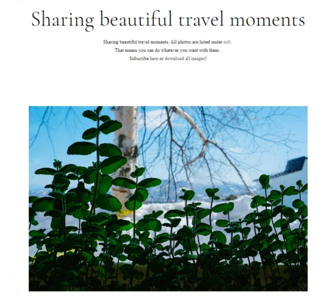 Travel-Coffee-Book-stock-image-website-screenshot-675x598 Best 50 Free Stock Photos Websites in 2020