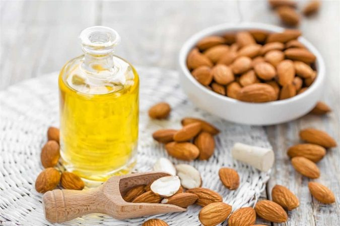 almond-oil-675x450 15 Natural Hair Beauty Tips for All Hair Types
