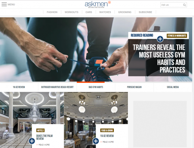 ask-men-website-screenshot-675x514 Best 50 Lifestyle Blogs and Websites to Follow in 2020
