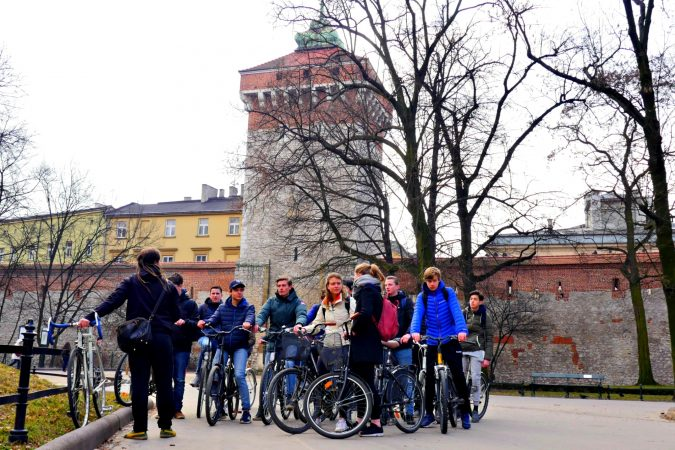 bike-tour-krakow-675x450 Top 12 Unforgettable Things to Do in Krakow