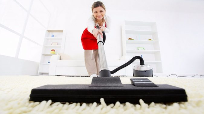 cleaning-a-carpet-675x380 6 Most Essential Things in Your Home to Keep Clean