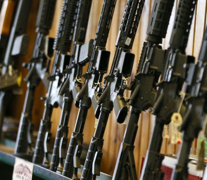 """gun-control-675x587 """"Gun Control"""" vs. """"Gun Rights"""" - Which Decision To Choose?"""
