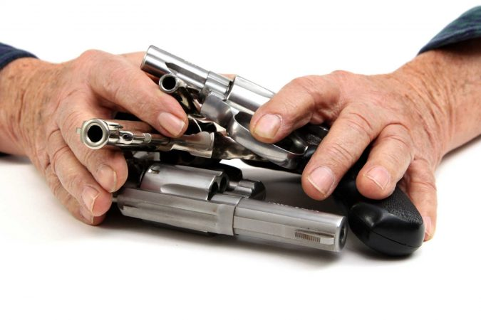 """guns-2-675x450 """"Gun Control"""" vs. """"Gun Rights"""" - Which Decision To Choose?"""