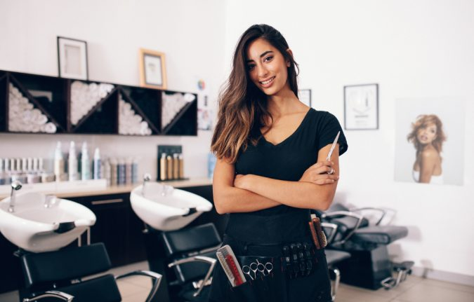 hairdressing-675x431 How to Become a Bridal Stylist