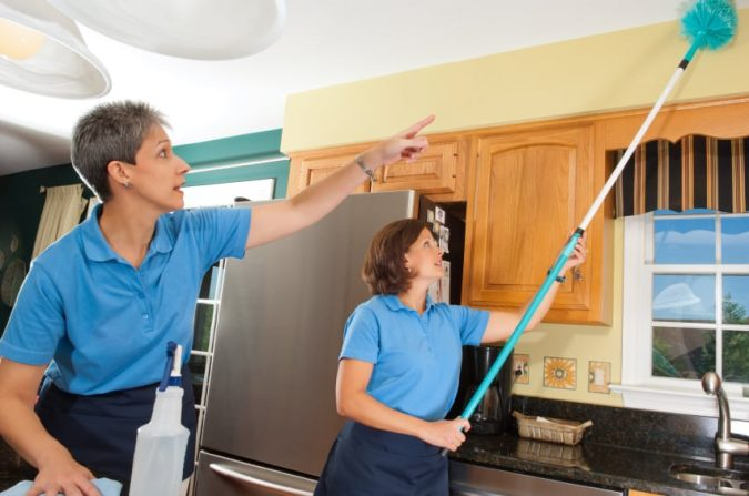 home-cleaning-service-675x447 Top 4 Reasons You Might Need a Professional Home Cleaning Service