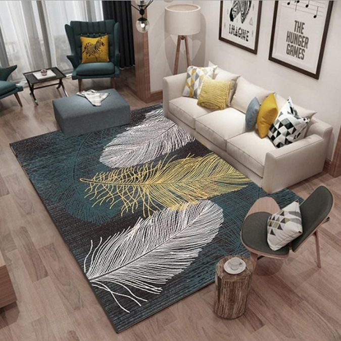 home-decor-living-room-wood-flooring-1-675x675 The Ultimate Guide to Flooring Options