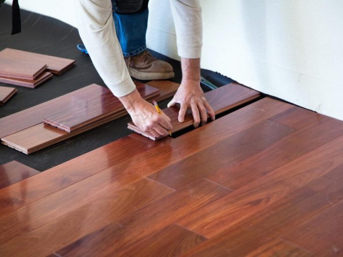 installing-wooden-flooring-675x506 The Ultimate Guide to Flooring Options