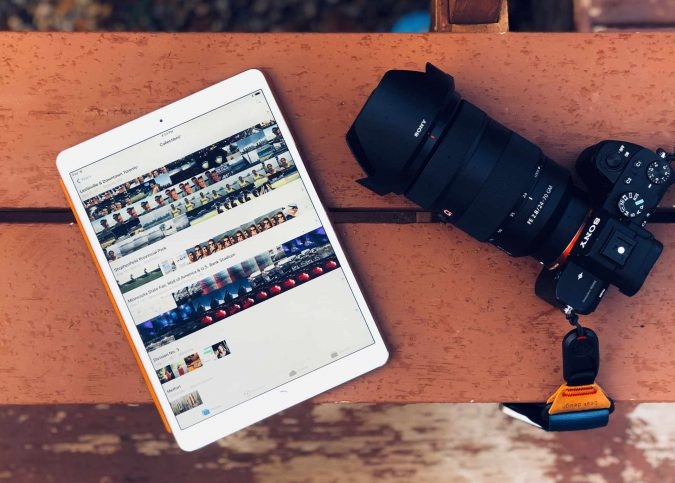 photography-camera-tablet-675x483 Top 10 Best Photography Tips for Travelers