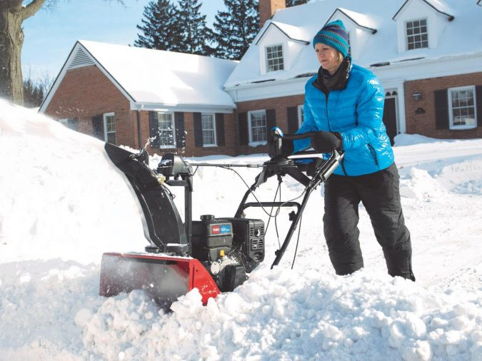 snow-blower-675x506 3 Reasons Why You Need a Snow Blower