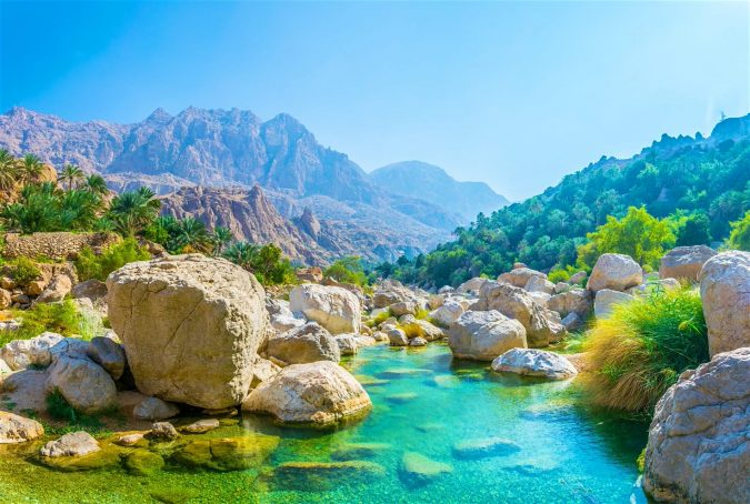 wadi-tiwi-oman-675x454 How to Prepare a Road Trip in Oman