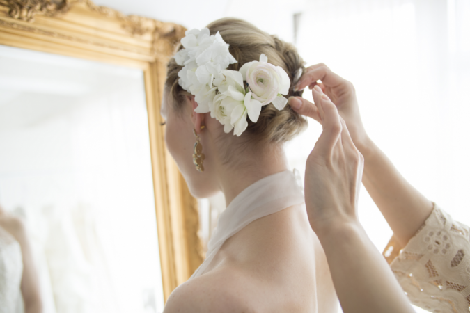 wedding-hairdressing-675x450 How to Become a Bridal Stylist