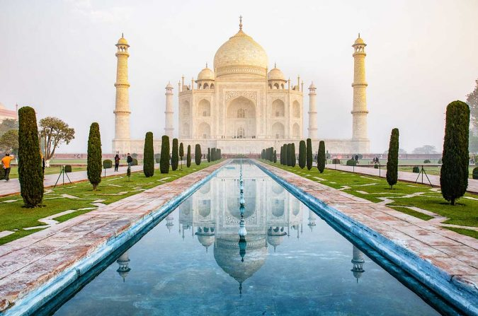 Agra-Uttar-Pradesh-675x447 Ten Ideas for Family Holidays in India