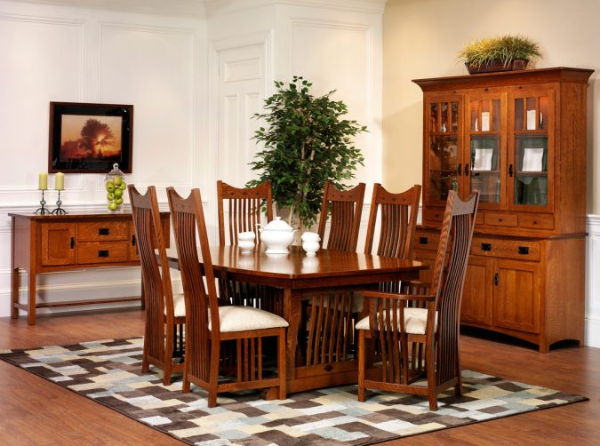 Amish-furniture-675x502 How to Select the Right Furniture to Suit Your Lifestyle?