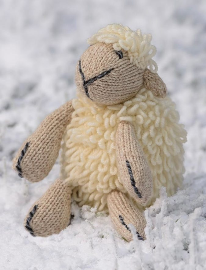 Aran-knitted-toys-675x887 Embrace the Autumn with Aran Sweaters and Irish Knits